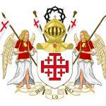 Escudo de la Orden Ecuestre del Santo Sepulcro