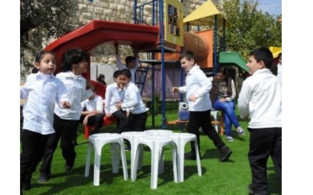 Proyectos de la Orden: los niños de Aboud podrán completar sus estudios