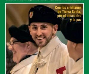 La revista anual «La Cruz de Jerusalén» ya disponible