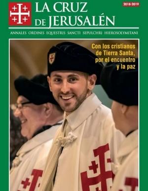"La revista anual ""La Cruz de Jerusalén"" ya disponible"