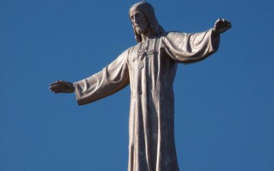 Misa mensual en el Tibidabo